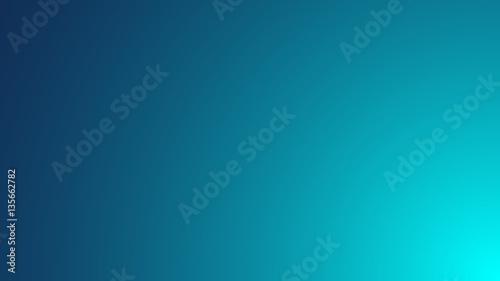 Fotografija Blue green azure gradient background. vector illustration