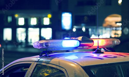 Fotografija police car
