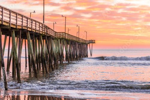 Fotografia Virginia Beach Fishing Pier