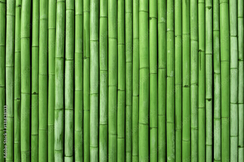 tło bambusowe ogrodzenie <span>plik: #138428133 | autor: ohishiftl</span>