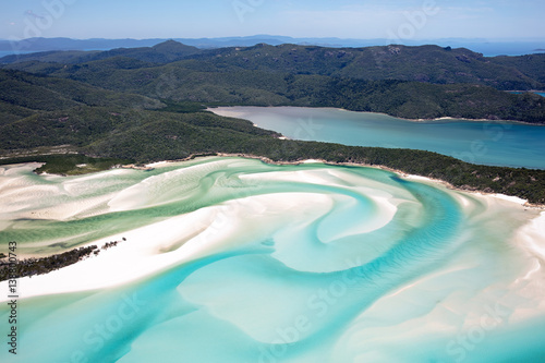 Canvas Print Whitsunday Island Australia