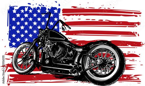 Fotografia motocicletta
