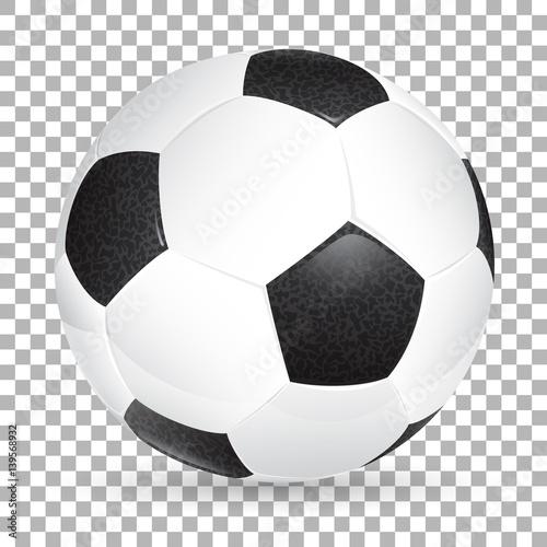 Photo Realistic Soccer Ball