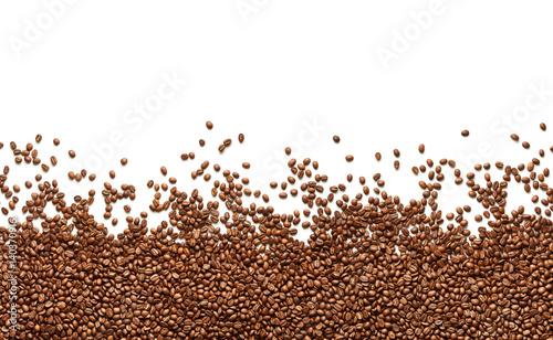Fototapeta premium Ziarna kawy
