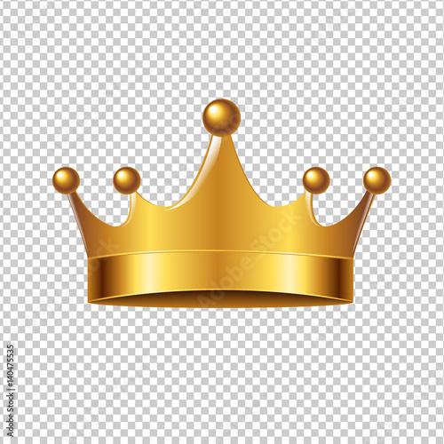 Obraz na płótnie Golden Crown