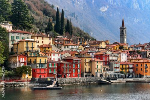 Canvas Print Lake Como - Italy