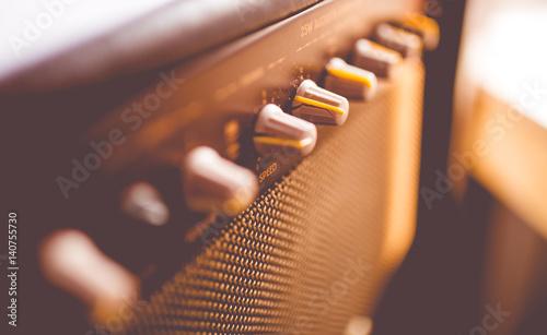 Photo my new guitar amp