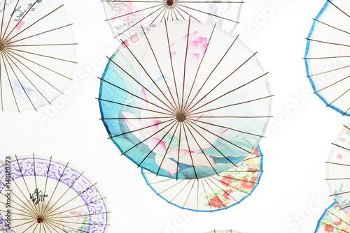 Parasole Japońskie, Chińskie