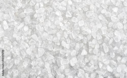 Background of sea salt