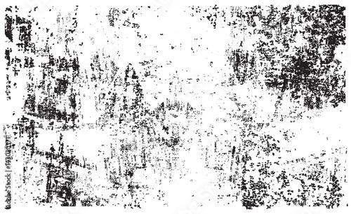 Tableau sur Toile Black and white texture