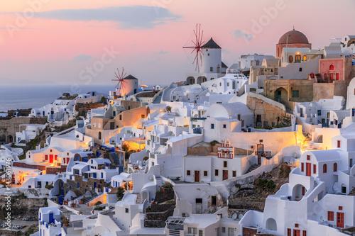 Santorini is an island in the southern Aegean Sea