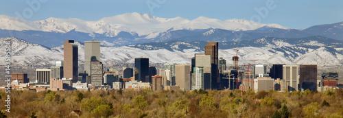 Downtown of Denver, Colorado