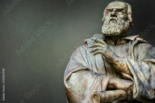 Florenz, Galileo Galilei Fototapete
