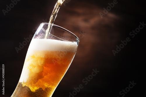 Obraz na plátně ビール