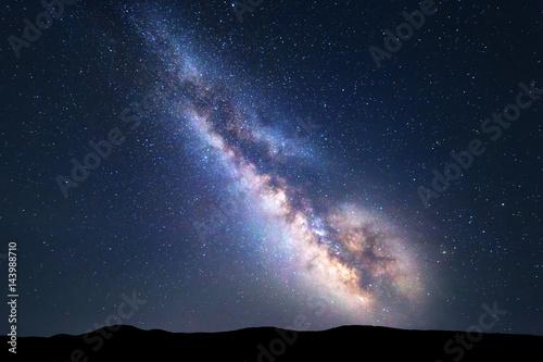 Obraz na plátně Milky Way