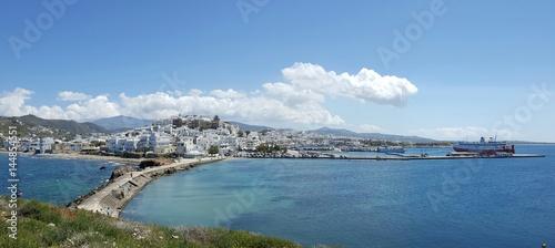 Obraz na plátně Naxos panoramic