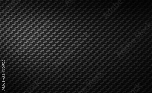 Leinwand Poster carbon fibre background