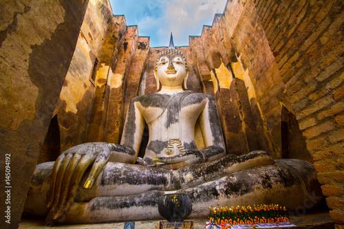 Fotografie, Obraz Sukhothai Historical Park in Sukhothai Province Thailand