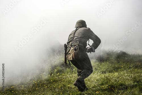 Fotografía German soldier