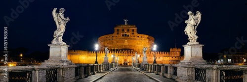 Fényképezés Castel Sant Angelo