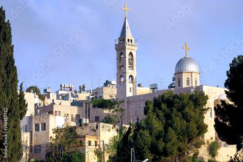 Church of the Nativity in Bethlehem Fototapete