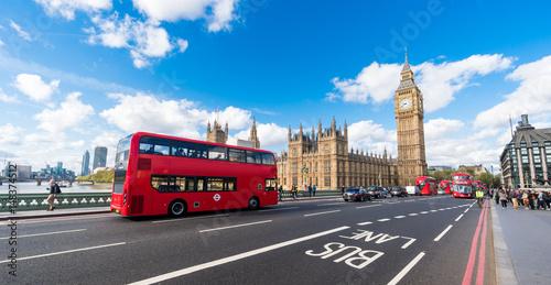 Tableau sur Toile London