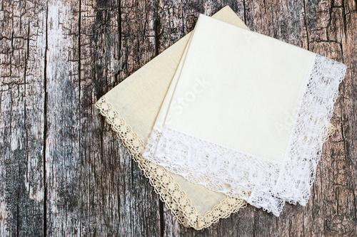 Murais de parede Handkerchiefs