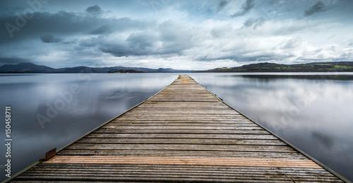 Fotografia The Jetty at Loch Lomond