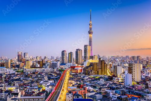 Tokyo, Japan Cityscape