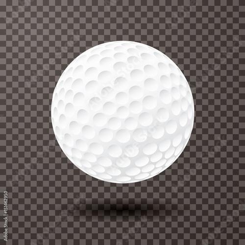golf trans ball Fototapet