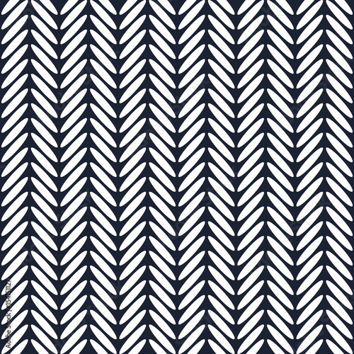 Herringbone classic seamless pattern vector