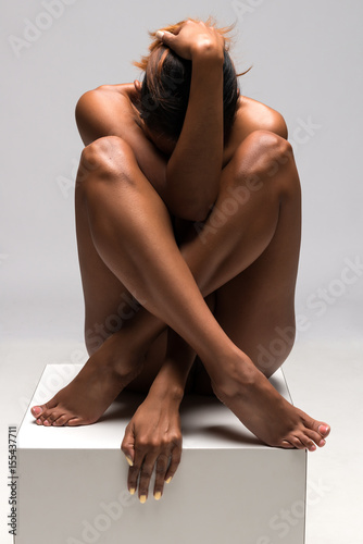 Plakat Erotyka żywych figur