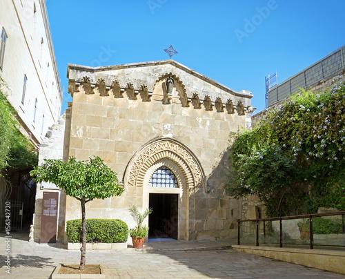 Obraz na plátne Pontius Pilate's Court, Jerusalem, Israel