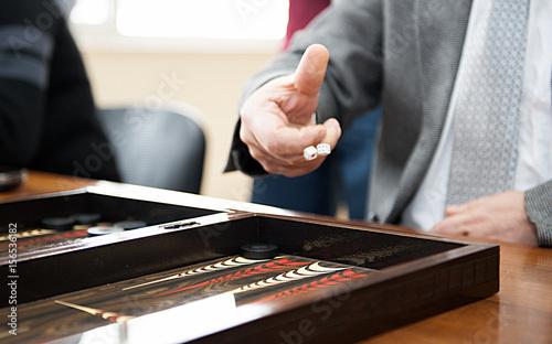 Fotografija backgammon