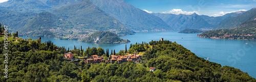 Photo Lago di Como - Vezio, castello di Vezio - Italy