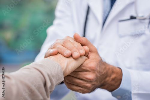 Patient care Fototapeta