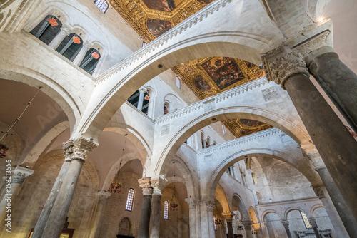 Fényképezés Saint Nicola Basilica in Bari, Apulia, southern Italy.