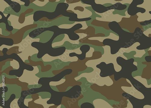 kamuflaż wojskowy tekstury powtarza bezproblemową polowanie na zieleń wojsk