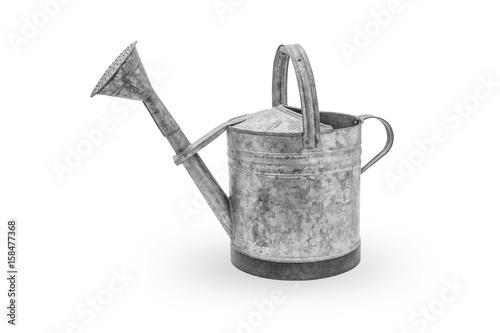 Obraz na plátně Metal watering can