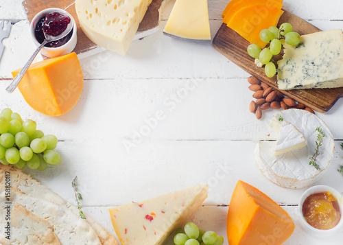 Wallpaper Mural Cheese