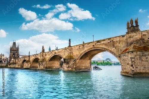 Foto Charles Bridge, Prague, Czech Republic