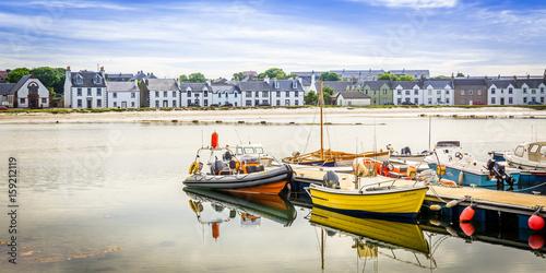 Obraz na plátne Port Ellen, Isle of Islay, Soctland