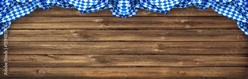 Fényképezés Rustic background for Oktoberfest