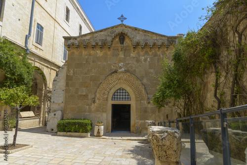 Canvastavla Church of the Flagellation in Jerusalem