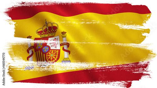 Photo Spain Flag