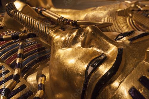 Canvas Print Ancient Egypt Tutankhamun famous pharaoh