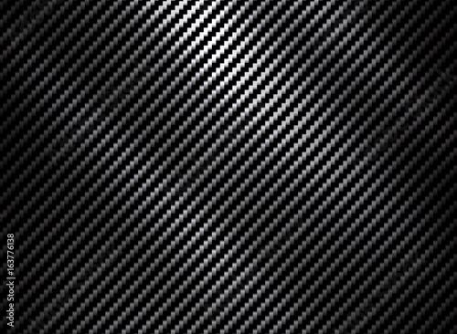 Abstract carbon fiber texture background Fototapete