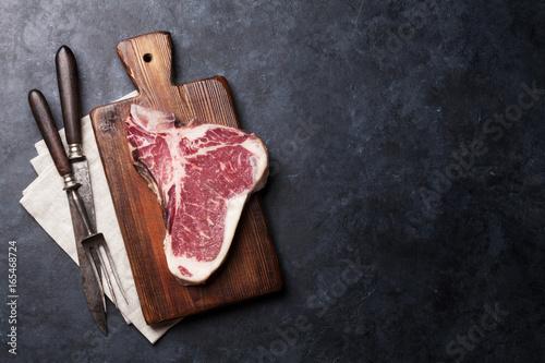 Photo T-bone steak