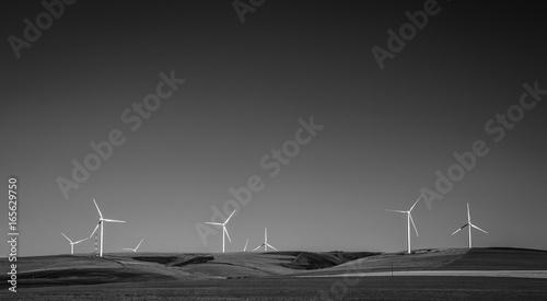 Fotografia Wind energy