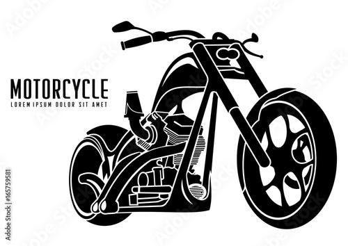 Fényképezés old vintage motorcycle